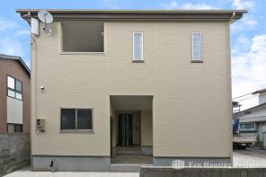 小上り畳寛ぎの二世帯住宅