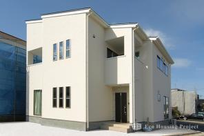 モダン和室の2世帯住宅