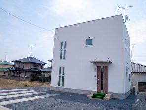 シンプルなCUBEスタイルの『建売住宅』見学可能です!!(予約制)